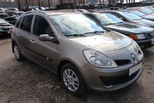 Renault Clio, 2008 год, 295 000 руб.