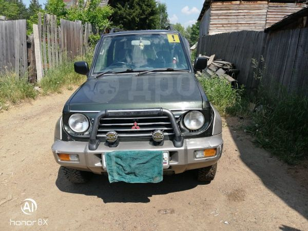 Mitsubishi Pajero Junior, 1995 год, 115 000 руб.