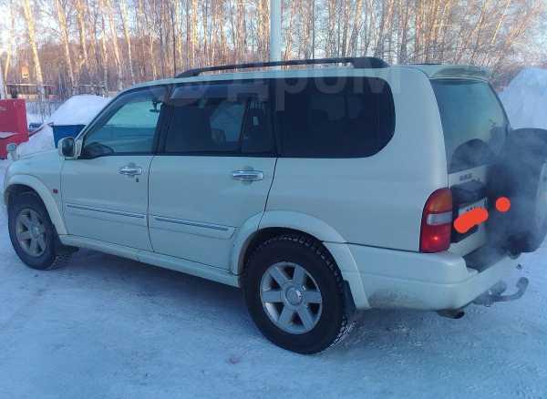 Suzuki Grand Escudo, 2000 год, 100 000 руб.