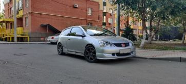 Ростов-на-Дону Civic Type R 2003