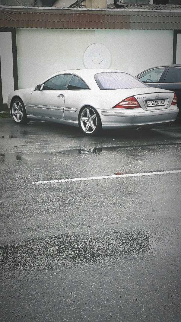 Mercedes-Benz CL-Class, 2001 год, 220 000 руб.