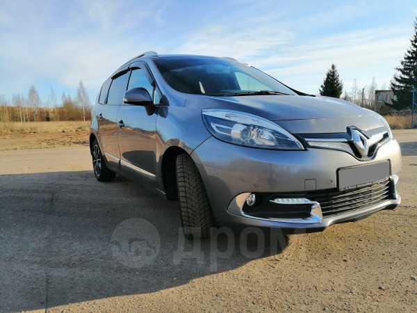 Renault Grand Scenic, 2014 год, 790 000 руб.