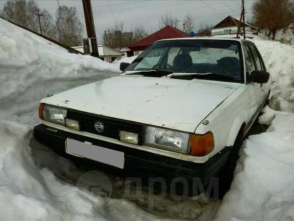 Nissan Sunny, 1989 год, 30 000 руб.