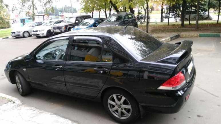 Mitsubishi Lancer, 2005 год, 190 000 руб.