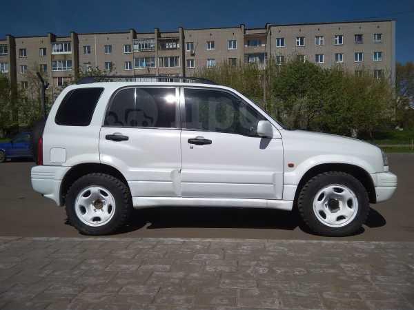Suzuki Grand Vitara, 2001 год, 199 000 руб.