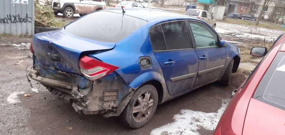 Renault Megane, 2006 год, 130 000 руб.