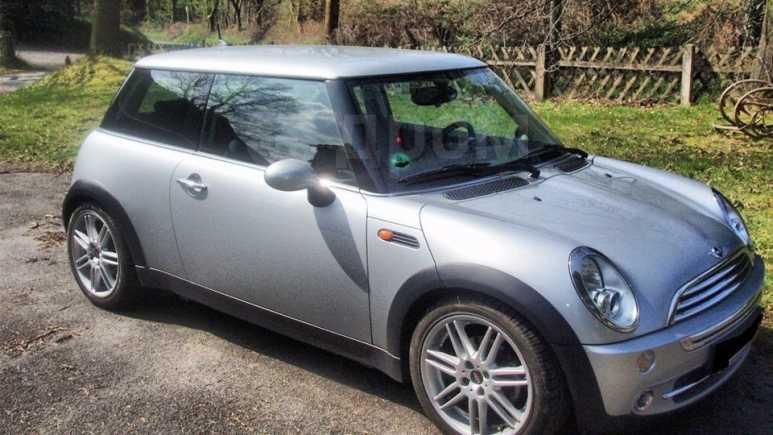 Mini Hatch, 2003 год, 462 000 руб.