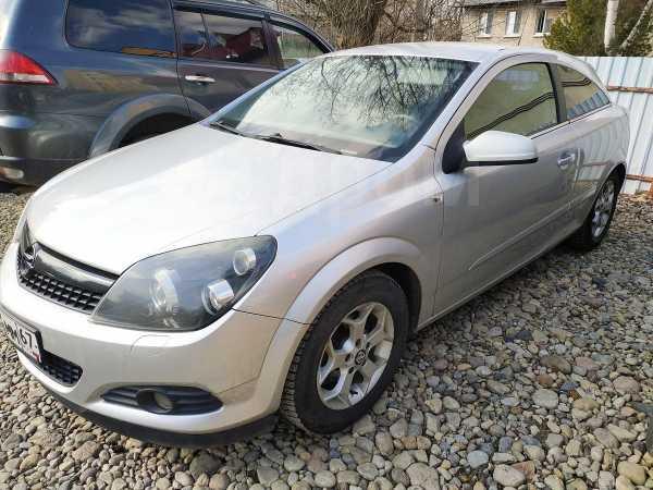 Opel Astra GTC, 2007 год, 284 000 руб.
