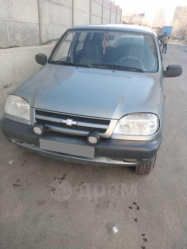 Chevrolet Niva, 2006 год, 130 000 руб.