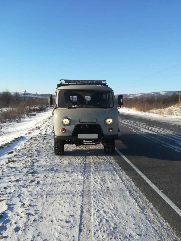 УАЗ Буханка, 2014 год, 500 000 руб.