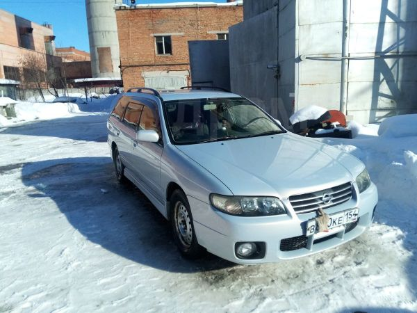 Nissan Avenir, 2003 год, 260 000 руб.
