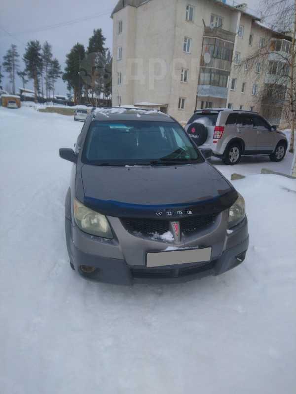 Pontiac Vibe, 2002 год, 300 000 руб.