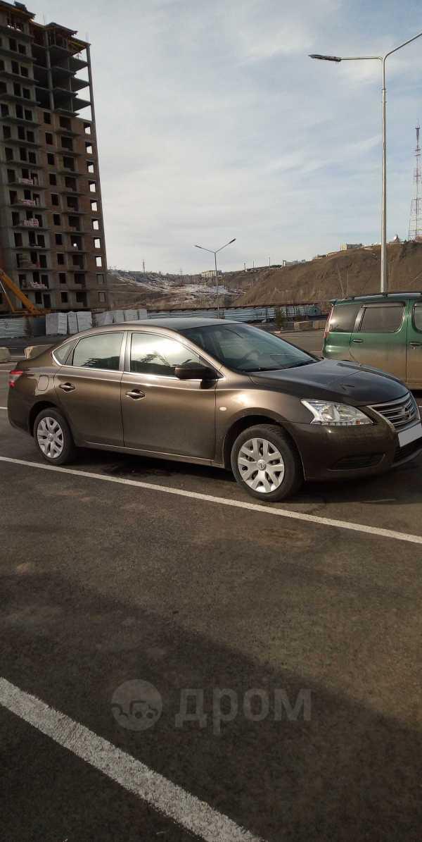 Nissan Sentra, 2015 год, 600 000 руб.