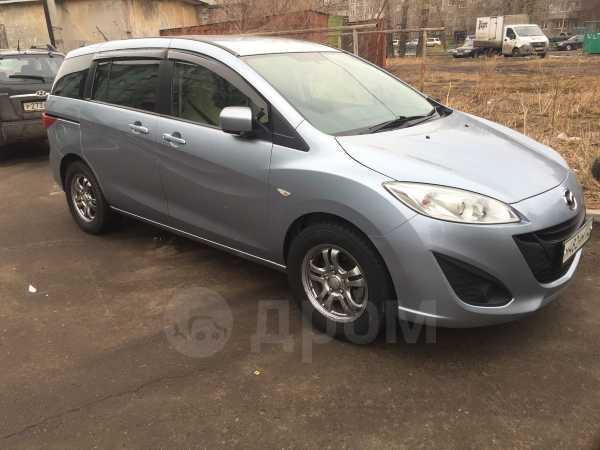 Mazda Premacy, 2010 год, 630 000 руб.