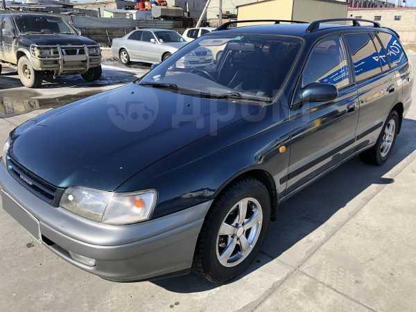 Toyota Caldina, 1996 год, 255 000 руб.