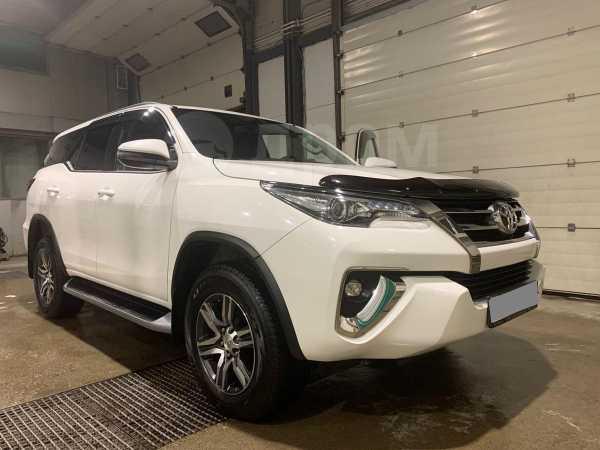 Toyota Fortuner, 2018 год, 2 190 000 руб.