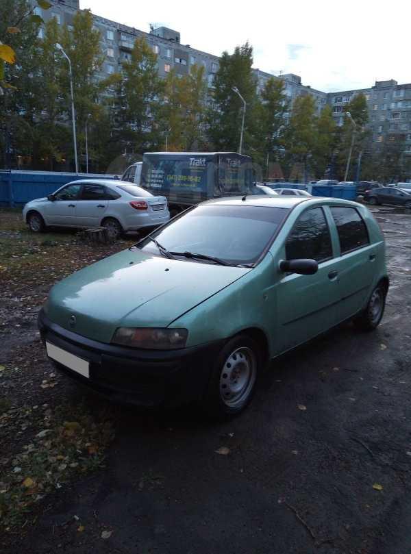Fiat Punto, 2000 год, 90 000 руб.
