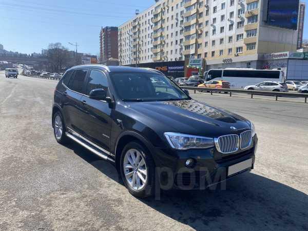 BMW X3, 2016 год, 2 300 000 руб.