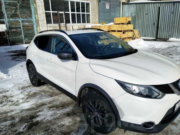 Nissan Qashqai, 2016 год, 1 160 000 руб.