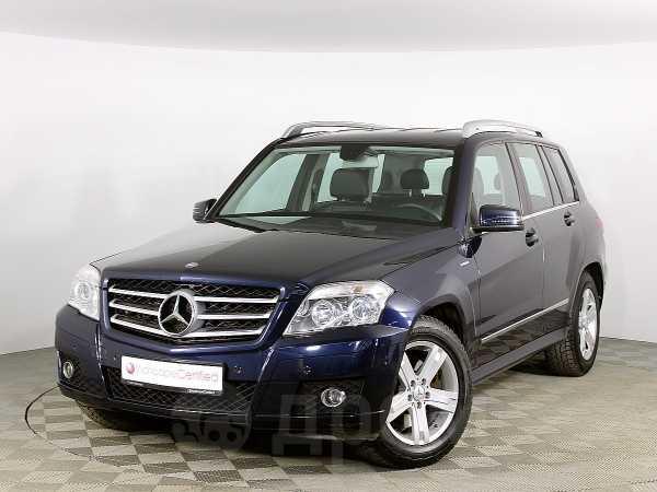 Mercedes-Benz GLK-Class, 2012 год, 999 000 руб.