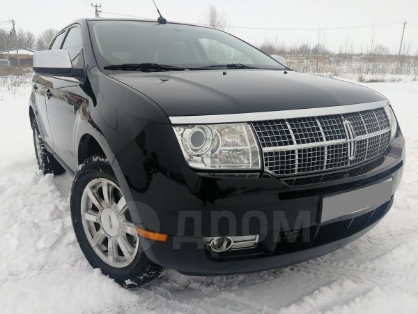 Lincoln MKX, 2007 год, 639 000 руб.