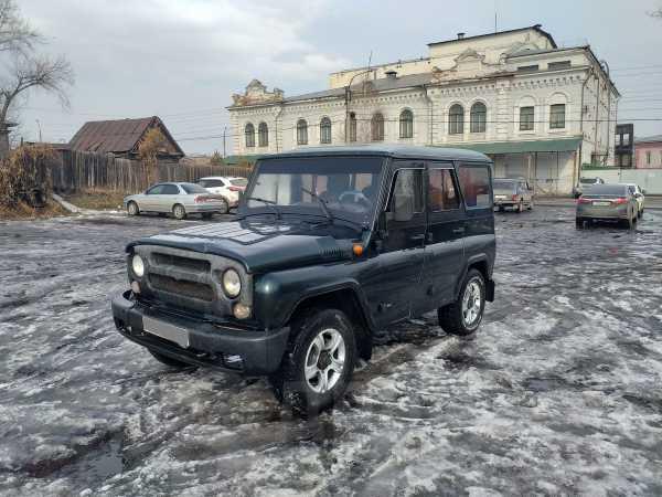 УАЗ Хантер, 2008 год, 198 000 руб.