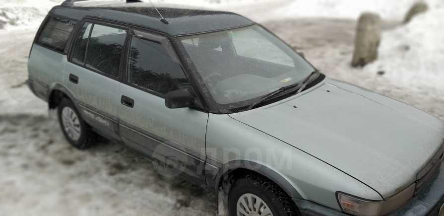 Toyota Sprinter Carib, 1991 год, 165 000 руб.