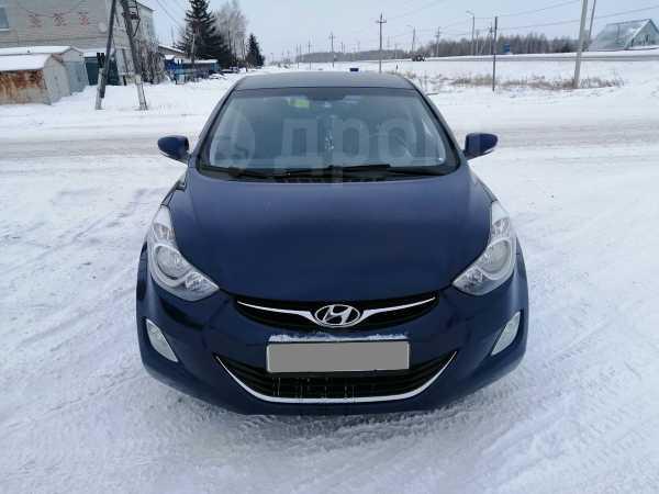 Hyundai Avante, 2012 год, 550 000 руб.