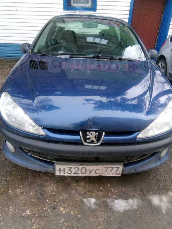 Peugeot 206, 2008 год, 125 000 руб.