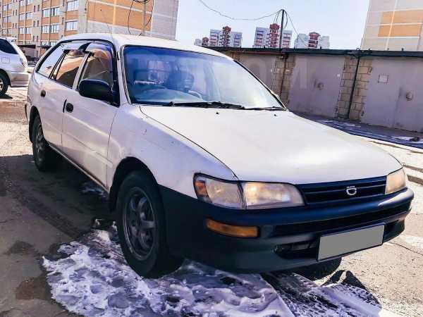 Toyota Sprinter, 1996 год, 125 000 руб.