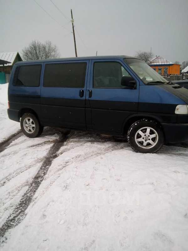 Volkswagen Caravelle, 1997 год, 450 000 руб.