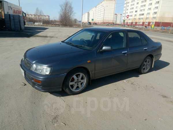 Nissan Bluebird, 1998 год, 115 000 руб.