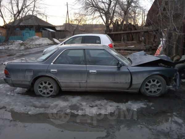 Toyota Mark II, 1991 год, 40 000 руб.