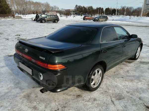 Toyota Mark II, 1995 год, 135 000 руб.