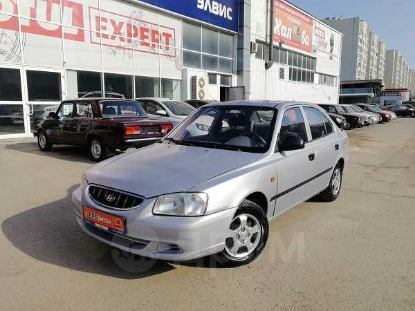 Hyundai Accent, 2006 год, 168 000 руб.
