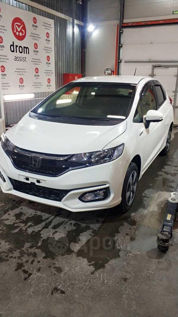 Honda Fit, 2018 год, 980 000 руб.