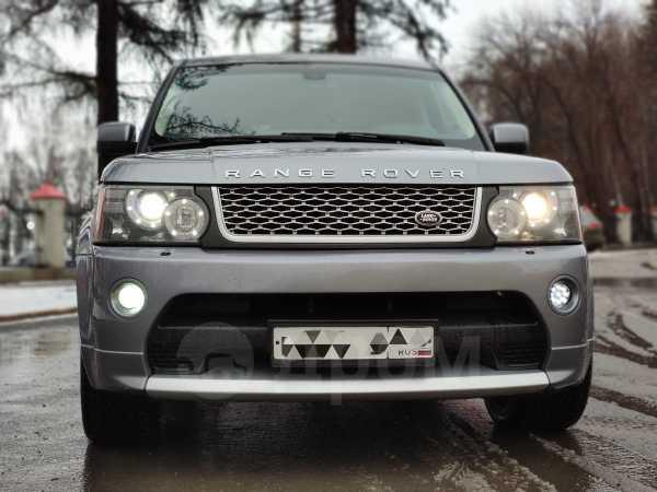 Land Rover Range Rover Sport, 2011 год, 1 380 000 руб.