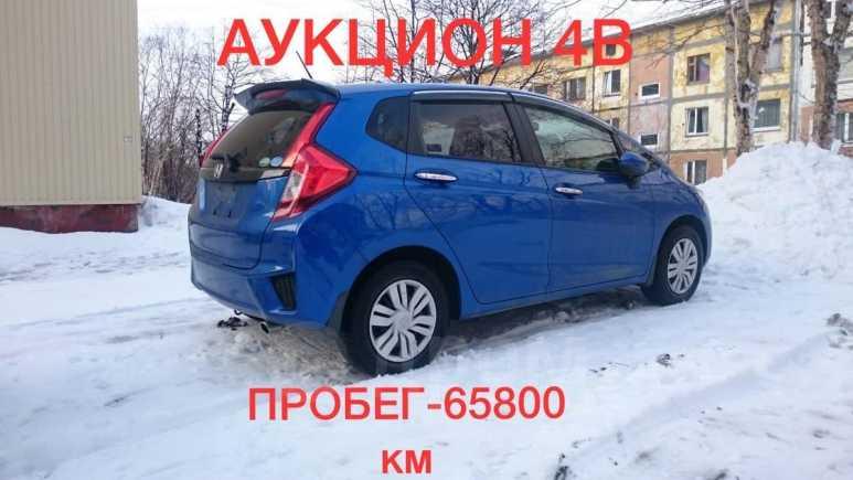 Honda Fit, 2017 год, 745 000 руб.