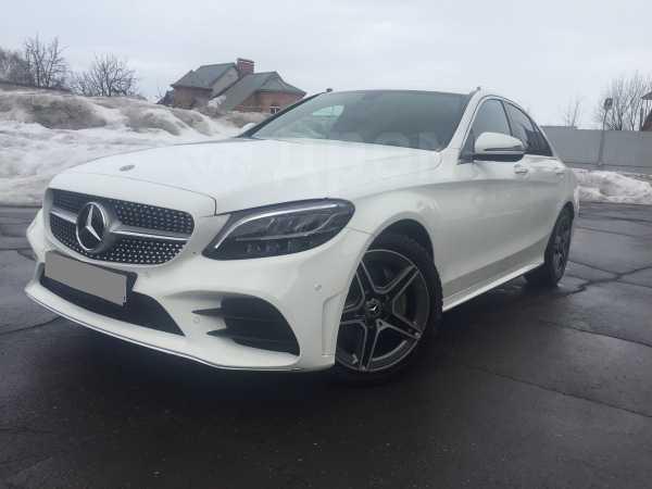 Mercedes-Benz C-Class, 2018 год, 1 999 000 руб.