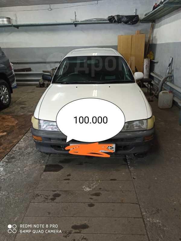 Toyota Corolla, 1998 год, 120 000 руб.