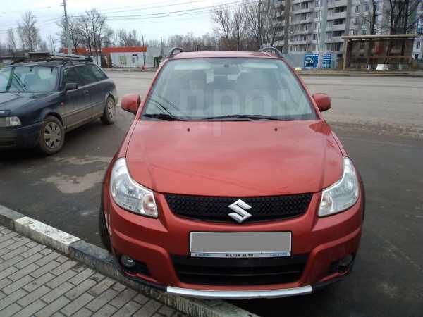 Suzuki SX4, 2010 год, 495 000 руб.
