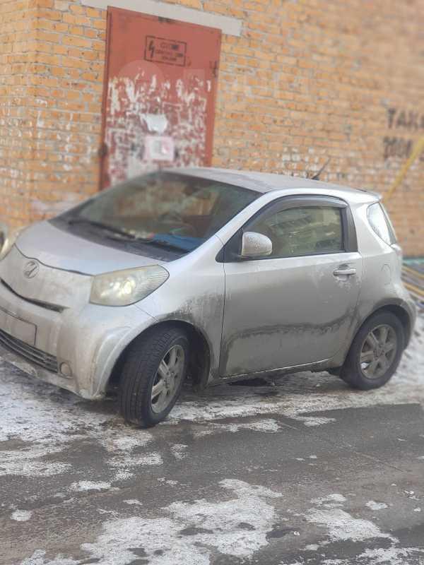 Toyota iQ, 2009 год, 350 000 руб.
