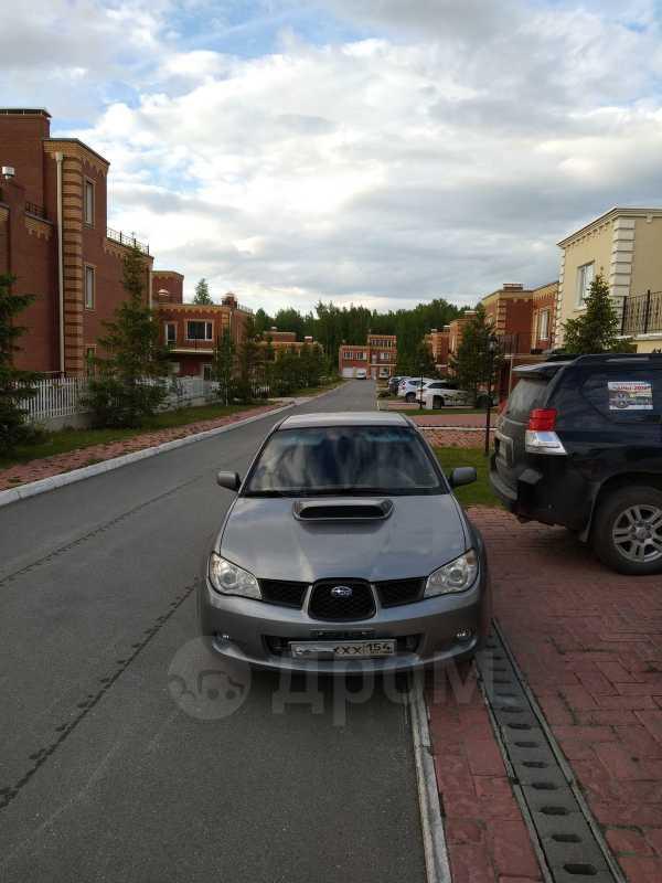 Subaru Impreza, 2007 год, 394 000 руб.