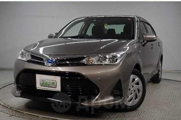 Toyota Corolla Axio, 2017 год, 760 000 руб.