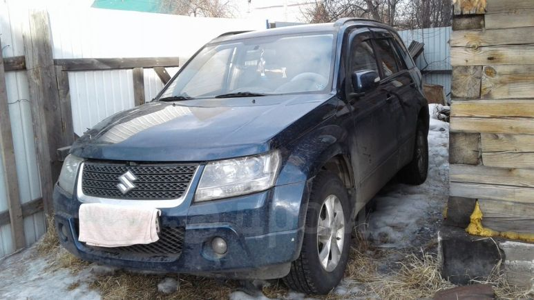 Suzuki Grand Vitara, 2012 год, 500 000 руб.