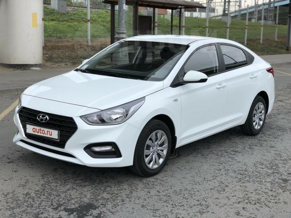 Hyundai Solaris, 2020 год, 950 000 руб.