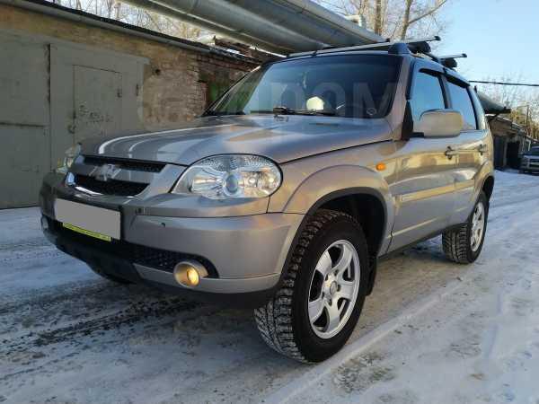 Chevrolet Niva, 2011 год, 387 000 руб.