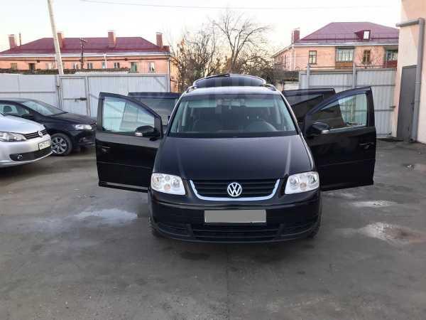 Volkswagen Touran, 2005 год, 370 000 руб.