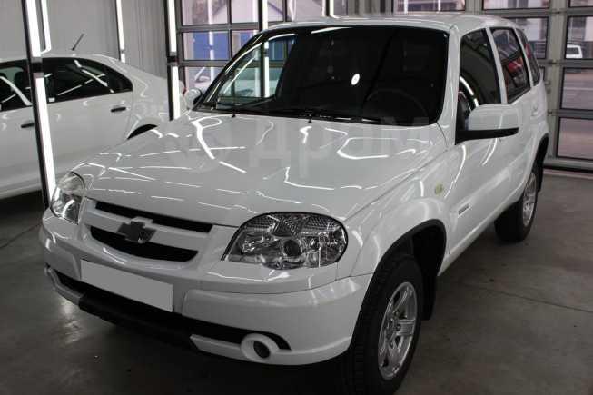 Chevrolet Niva, 2017 год, 565 000 руб.