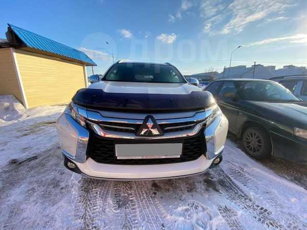 Mitsubishi Pajero Sport, 2018 год, 2 350 000 руб.